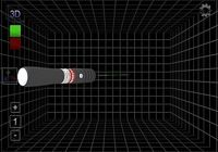 Laser pointer simulator android