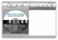 Disketch - Logiciel d'étiquettes de CD pour Mac