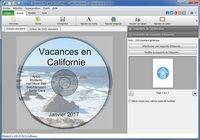 Disketch - Logiciel gratuit d'étiquettes de CD
