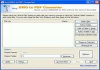 DWG to PDF Converter