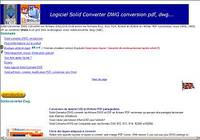 Solid converter DWG