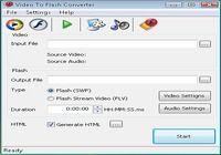 Video to Flash Converter