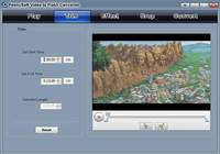 PeonySoft Video to Flash Converter