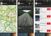 Trafic Info & Webcams Android