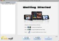 Emicsoft iPod Gestionnaire pour Mac