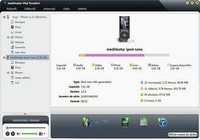 mediAvatar iPod Transfert