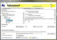 Safanetwork version 'Administrateur'
