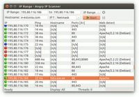 Angry IP Scanner Linux