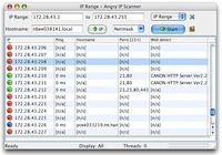 Angry IP Scanner Mac