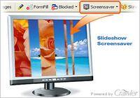 Crawler Slideshow Screensaver