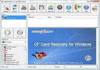 Compact Flash Card Recovery