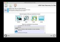 321Soft USB Flash Recovery for Mac 5.1.6.4