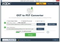 ZOOK OST to PST Converter 4.2