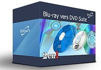 Xilisoft Blu-ray vers DVD Suite