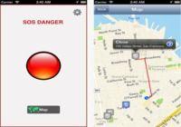 SOS Danger iOS