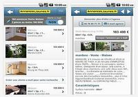AnnoncesJaunes Immobilier iOS