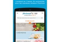 Amazon Prime Now android