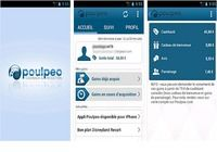 Poulpeo Android