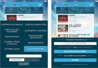 Nos Sorties, Voilà ! Android