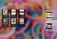 Rainbow Loom Videos Windows Phone
