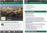 Michelin Voyage iOS
