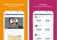 WayzUp, covoiturage quotidien android