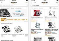 Amazon FR iOS