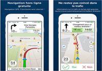 Navfree GPS gratuit Android