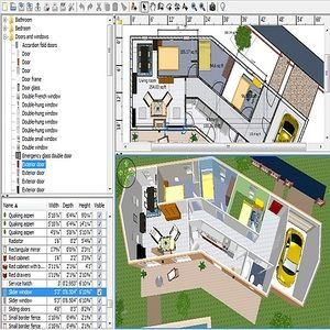 T l charger sweet home 3d 6 1 pour windows logiciel libre for Sweet home 3d mobili
