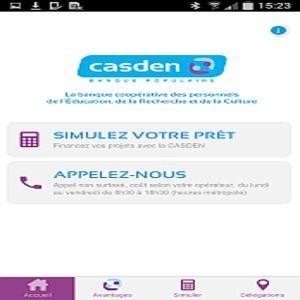 casden simulation dating