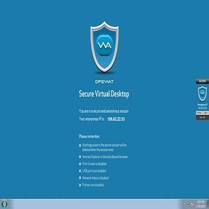 t l charger secure virtual desktop pour windows freeware. Black Bedroom Furniture Sets. Home Design Ideas