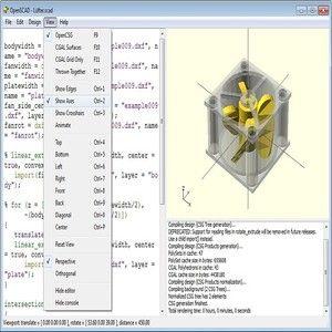 T l charger openscad pour windows logiciel libre Cao open source