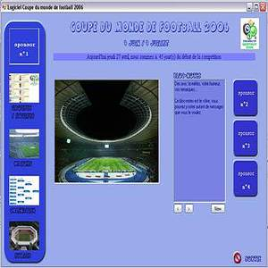 T l charger cdm06 pour windows freeware - Penalty coupe du monde 2010 ...