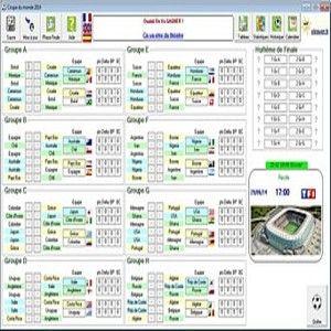 T l charger coupe du monde 2014 br sil pour windows freeware - Programme coupe du monde des clubs 2014 ...
