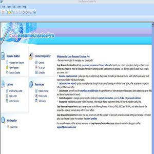 t 233 l 233 charger easy resume creator pro pour windows shareware