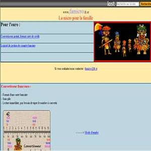 T L Charger Famicro Compte Pour Windows Freeware