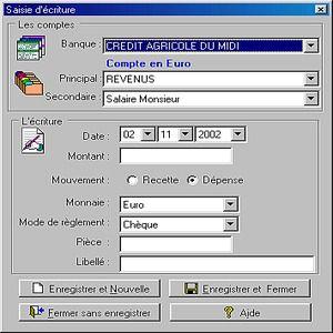 T L Charger Compta Pour Windows Freeware