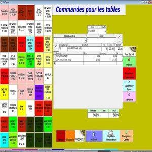 T l charger restaurant facile logiciel de gestion pour for Logiciel facile