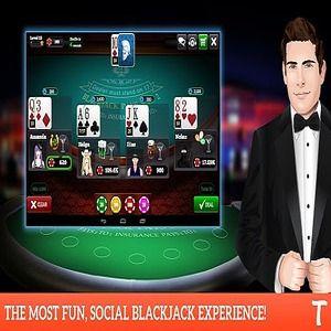 Jeu blackjack multijoueur