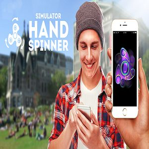 t l charger hand spinner simulator ios app store. Black Bedroom Furniture Sets. Home Design Ideas