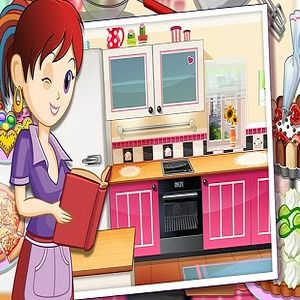 T l charger cole de cuisine sara gratuit 1 android google play - Jeux de ecole de cuisine de sara ...