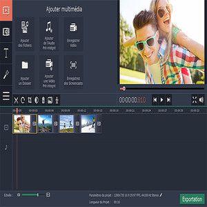 Télécharger Movavi Video Editor Plus 14.4.1