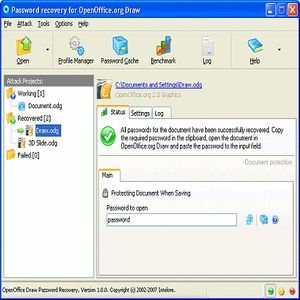 T l charger openoffice draw password recovery pour windows - Open office draw telecharger gratuit ...