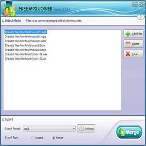 audio joiner online mp3