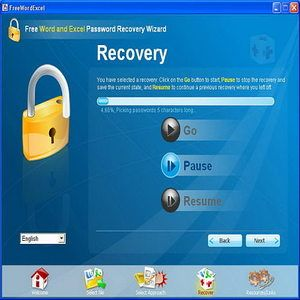 free word and excel password recovery wizard full version