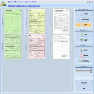 documalis free scanner