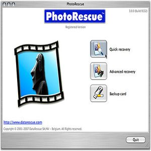 photorescue gratuit en franais