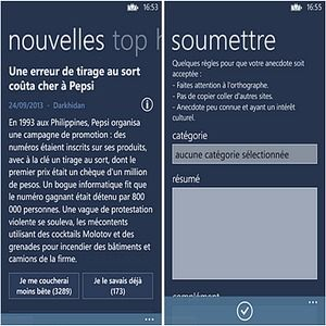 T l charger se coucher moins b te windows phone pour mobile windows store - Application se coucher moins bete ...