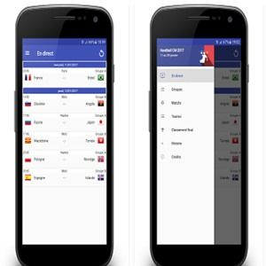 T l charger handball coupe du monde 2017 android google play - Calendrier coupe du monde handball ...