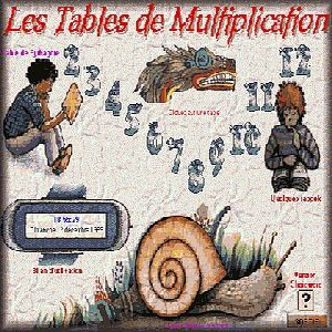 T l charger tables de multiplication pour windows shareware - Jouer avec les tables de multiplication ...